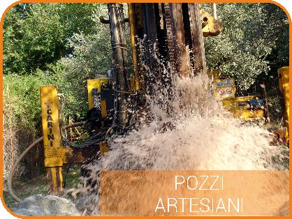 Realizzazione Pozzi Artesiani in Provincia di Messina